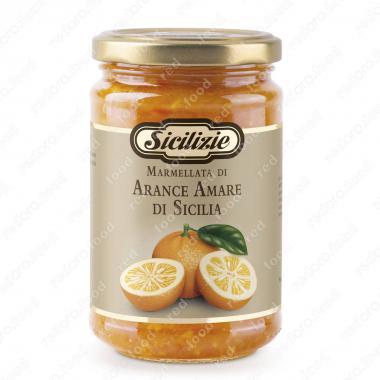 Джем из Сицилийского горького апельсина Sicilizie 360 г