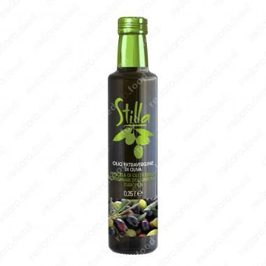 Масло оливковое первого холодного отжима Stilla 250 мл