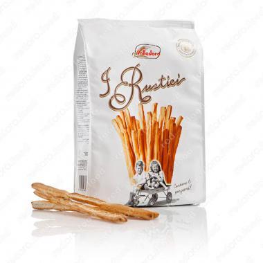 Хлебные палочки Рустичи с подсолнечным маслом 300 г, Valledoro