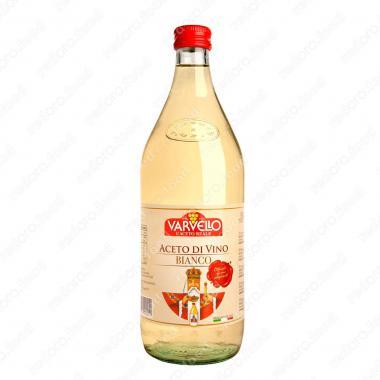 Уксус винный белый Varvello 1 л