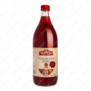 Уксус винный красный Varvello 1 л