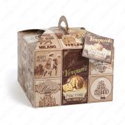 Кекс Панеттоне с шоколадом и карамелизированной грушей 1 кг