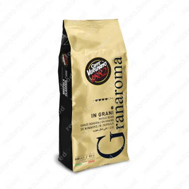 Кофе в зёрнах Гран Арома (Gran aroma) Vergnano 500 г